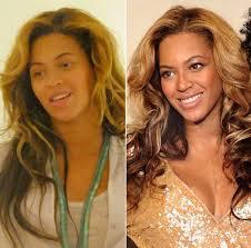 beyonce without makeup celebrities without makeup beyonce