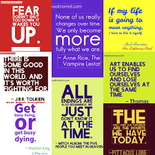 Quotes About Dying Gorgeous Inspiring Motivational Quotes From Famous Books Hacknomist