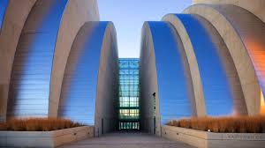 Wonderful Modern Architecture Kansas City Kauffman Center For The Performing Throughout Design Decorating