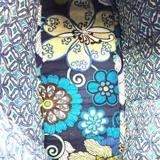 Vera Bradley Blue Patterns