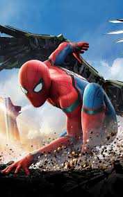800x1280 Spider Man Homecoming 2020 ...