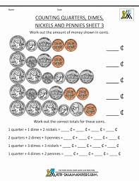 Money Counting Worksheets | Homeschooldressage.com