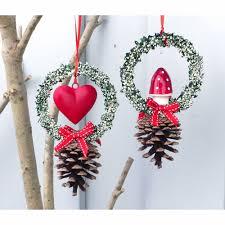 Fensterdeko Fensterschmuck Winter Advent Deko Mit Fliegenpilz Oder Herz