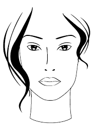 736x994 23 best face charts images on makeup face charts mac