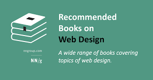 Good Books For Web Design Recommended Books On Web Design