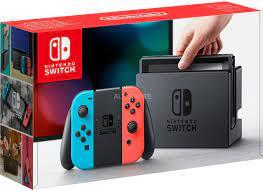 Nintendo Switch Konsole günstig ab 309,00 €