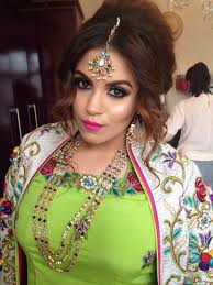 indian wedding the asif 39 s london makeup artist for