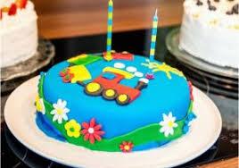 Children S Birthday Cake Decorations Kids Birthday Cake Ideas Happy