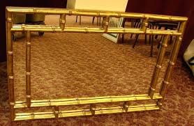gold bamboo mirror. Gold Bamboo Mirror Framed Target Large