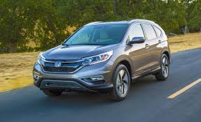 2015 Honda CR-V First Drive | Review | Car and Driver