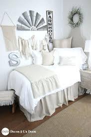 farmhouse bedding king tan white linen farmhouse designer dorm bedding set farmhouse star bedding sets