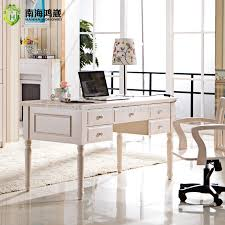 korean furniture design. modern white wood mdf panel simple vanity korean furniture dressing table design