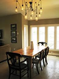 casual dining room lighting. Casual Dining Room Lighting Modern Unique Brown Cover Transparent E