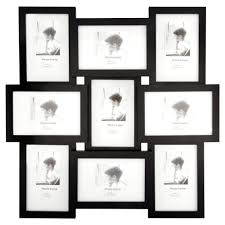 Picture Frames Design Black And White Multiple Picture Frame