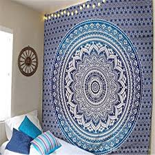 64 x 64 inch cotton indian wall decor hippie tapestries bohemian mandala tapestry wall hanging throw tapestries bohemian mandala tapestry wall hanging