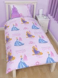 Princess Sparkle Single Rotary Duvet Cover Set & Disney Princess Sparkle Single Rotary Duvet Cover Set Adamdwight.com