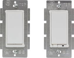 ge 45613 ge wave 3. GE 45613 Z-Wave Technology 3-Way Dimmer Switch Kit (White): Amazon.ca: Tools \u0026 Home Improvement Ge Wave 3