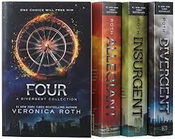 introduction divergent by veronica roth divergent series four book paperback box set divergent insurgent allegiant four
