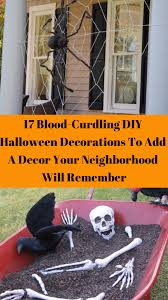 17 Blood-Curdling DIY Halloween Decorations To Add A Decor Your  Neighborhood Will Remember
