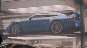 Our gt3 has a series of upright dividers that direct the air in specific directions. Did Porsche Just Show The New 911 Gt3 In Its Super Bowl Liv Spot