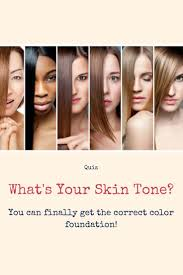 How To Choose A Hair Color For Your Skin Tone Quiz