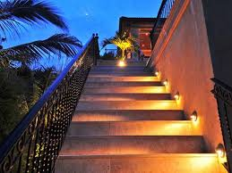 tropical outdoor lighting. tropicalstairandsteplights tropical outdoor lighting