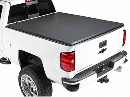 Folding Tonneau Covers Folding Truck Bed Covers RealTruck
