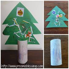 Craft Activity Including An Equipment List And Step By Step Easy Toddler Christmas Crafts
