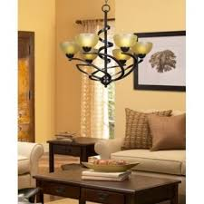 amber scroll 35 12 wide chandelier s amber and irons franklin iron works chandelier