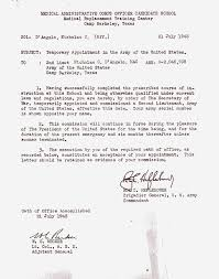 Veteran S Testimony Nicholas C D Angelo Ww2 Us Medical Research
