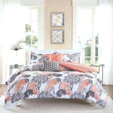 pink and grey twin bedding c color comforter sets co for peach colored plans pink and