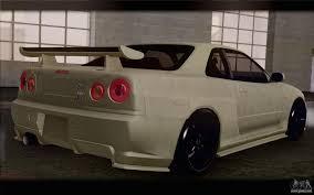 Nissan Skyline R34 Z-Tune for GTA San Andreas