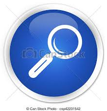 magnifying glass icon blue. Delighful Magnifying Magnifying Glass Icon Blue Glossy Round Button  Csp42231542 To Glass Icon Blue