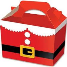 Santa Suit Party Box