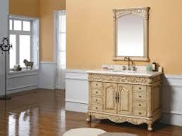 Antique Bathroom Cabinets Antique Cream Bathroom Vanity Vanities With Tops Antique Bathroom