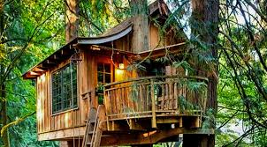 Delighful Cool Kids Tree House Treehouse Deck R With Impressive Design