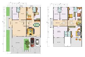 5 bedroom house plans south africa small double story y architectural plan pdf three design with