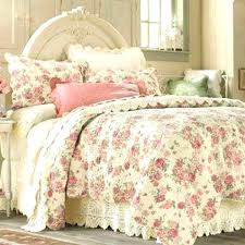 another french look shabby chic bedding cabbage rose comforter set chic comforter set pink pink shabby