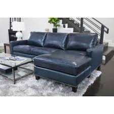 navy blue leather couch. Fine Couch Samatha Leather Sectional With Navy Blue Couch N