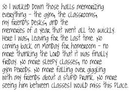 Quotes About High School Interesting This Makes Me So Sad I Don't Wanna Leave High School I Don't Wanna