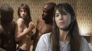 Nymphomaniac interview 1 Charlotte Gainsbourg YouTube