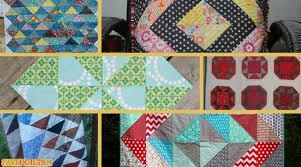 25 Half Square Triangle Quilt Patterns | FaveQuilts.com &  Adamdwight.com