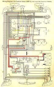 17 best images about aircooled vw stuff volkswagen volkswagen karmann ghia · wiring diagram