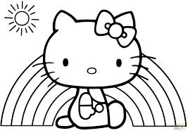 Hello Kitty Colring Sheets Free Hello Kitty Coloring Pages Free Coloring Sheets