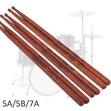 Us 6 3 43 Off 1 Pair Drum Sticks Wooden Classic Vic Firth Drumsticks 19ing In Parts Accessories From Sports Entertainment On Aliexpress