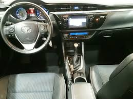 2014 Used Toyota Corolla 4dr Sedan CVT S at North Coast Auto Mall ...