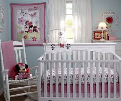 large size of luxurious baby girl room decor minnie mouse luxury mickey mouse crib bedding