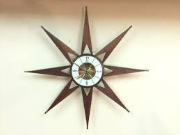 mid century modern atomic era starburst