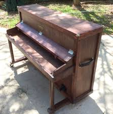 Piano Furniture Fake Upright Piano For A Keyboard I Can Make That Pinterest