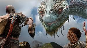 God Of War 4 2018 4k, HD Games, 4k ...